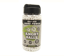 angry ball bio bb pellets for bb guns 0.20g (6mm)