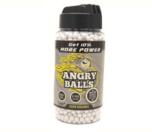 angry ball bb pellets for bb guns 0.12g (6mm)