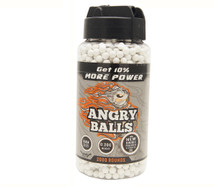 angry ball bb pellets for bb guns 0.20g (6mm)