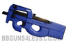 Well D90f Adjustable Hop-Up Electric Rifle in Blue