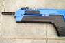 CSI S.T.A.R. XR-5 Advanced Battle Electric Rifle ergonomics forestock