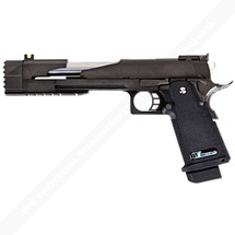 WE Dragon 7.0 Government model GBB Pistol in Black