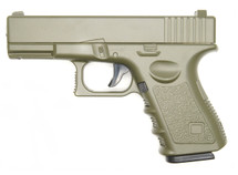 Galaxy G15 Full Metal BBGun in Green