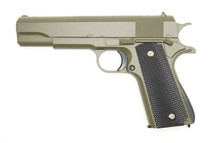 Galaxy G13 Full Metal Spring BB Gun in Green