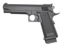 Cyma CM128 Electric Airsoft Pistol AEP in Black