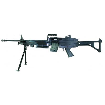 Classic Army M249 MK1 SPW AEG in Black (CA249)
