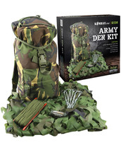 Kombat Kids Army Den Kit