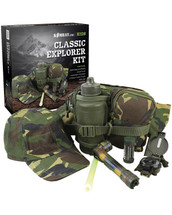 Kombat Kids Classic Explorer Kit in DPM