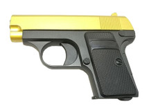 Galaxy G1 - Colt 25 Metal Spring Pistol BB Gun in Gold