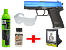 Y&P GG0303 USP gas pistol bundle deal
