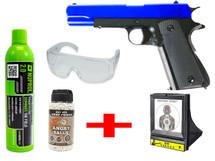 Y&P GG107 M1911  gas pistol bundle deal