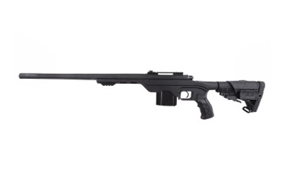 King Arms MDT Gas Sniper Rifle in Black