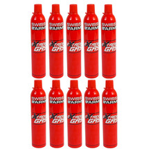 Swiss Arms Extreme Gas for Airsoft guns in (10 bottles)