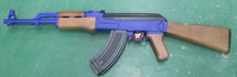 Cyma CM022 AK47 Electric Rifle in Blue