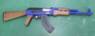 Cyma CM022 AK47 Electric Rifle in Blue