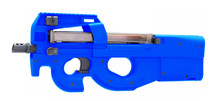 Cyma CM060 P90 Ultra Compact Size Electric Rifle in Blue