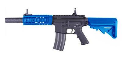 CYMA CM513 M4 style electric rifle in Blue