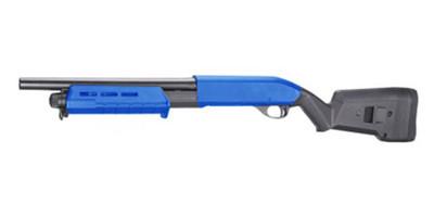 CYMA CM355 Spring powered Shotgun in Blue