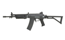 Cyma CM043B Airsoft Rifle with Flolding Stock in Black