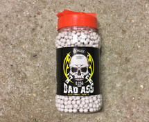 White Bad Ass BB Pellets 0.25 pellets (6mm)
