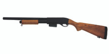 A&K 9870A Shotgun Real Wood Finish