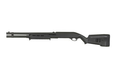 CYMA CM355L long Tactical Shotgun in Black