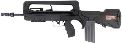 Black FAMAS Tactical Electric Rifle