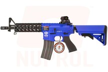 G&G Armament CM16 Two Tone Rifle in Blue