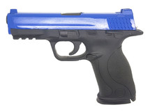 Galaxy G51 M&P Big Bird Full Metal BB Gun in Blue