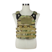 JPC Plate Carrier Tactical Vest in Multi Cam