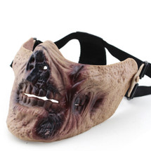 Wo Sport Lower Face Zombie Mask (Zombie 1)
