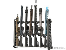 "Matrix Large 30"" Inch Airsoft Gun Rack System black"