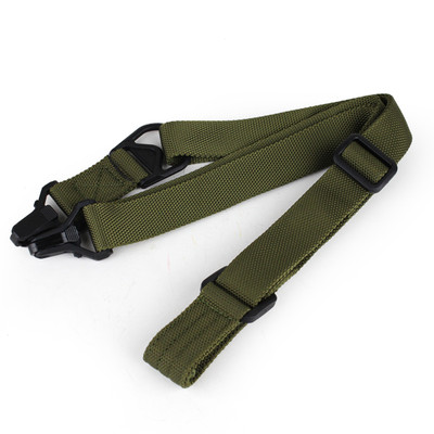 Wosport MS3 Two-point Rifle Sling in Olive Drab