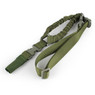WoSport One Point Nylon Military Airsoft Gun Sling in Olive Drab
