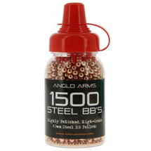 Anglo Arms 1500 x .177 4.5mm Copper pellets for Air Rifles