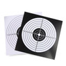 14 cm paper target in white or black