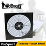 wosport paper targets