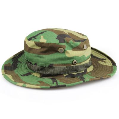 WoSports Military Boonie Hat V1 in DPM Woodland - bbguns4less 368b83bebe6