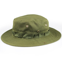 WoSports Military Boonie Hat V1 in Olive Drab