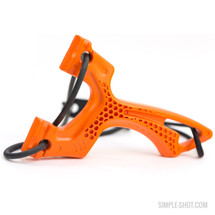 Simple Shot The Torque Slingshot in Hunter Orange