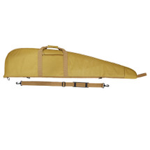 WoSports Rifle Slip With Padded Liner in sand/tan