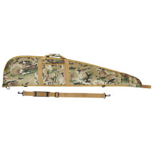 WoSports Rifle Slip With Padded Liner in Multicam