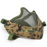 Wosport Half Face V-Master Airsoft Mask Side