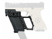 Wosport Glock Pistol Carbine Kit for G17/18/19 Series in Black