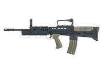 Army Armament R85A2 L85 SA80 AEG With Rails in Black