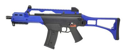 Army Armament R36 - G36 Replica Gas Blowback Rifle in Blue