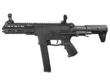 Classic Army Nemsis X9 SMG Full Metal in Black