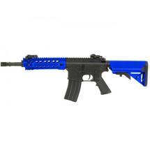 CYMA CM516 M4 with URX Style Handguard in Blue