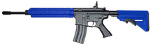 Cyma CM512 M4A1 with RIS Handguard in Blue