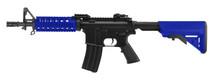 Cyma CM505 M4 RIS Handguard CQB in Blue